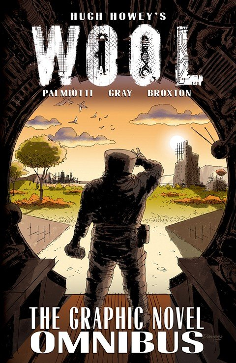 Wool – The Graphic Novel (2014)