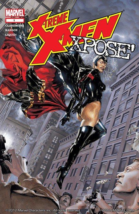 X-Treme X-Men – X-Pose #1 – 2