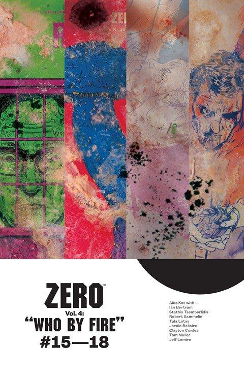 Zero Vol. 1 – 4 (TPB)