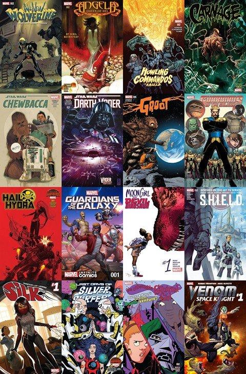 2015.11.25 Marvel Week+