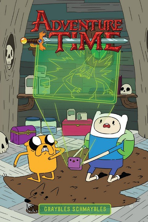 Adventure Time – Graybles Schmaybles