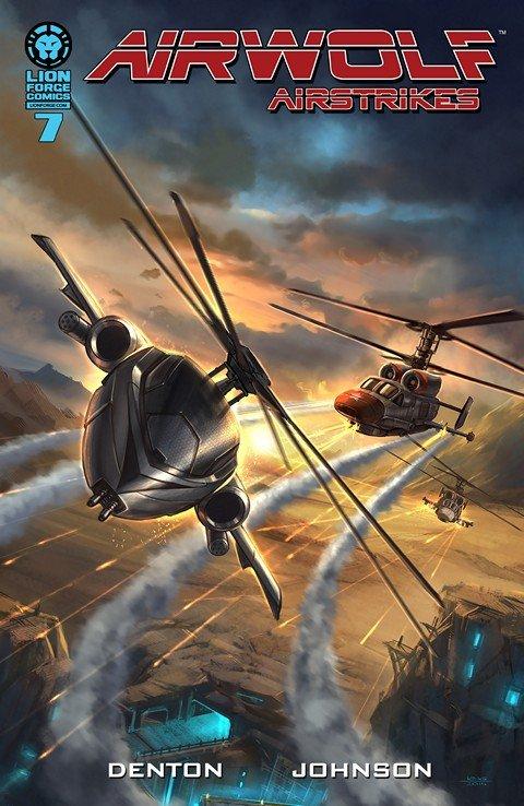 Airwolf Airstrikes #7 – BTB