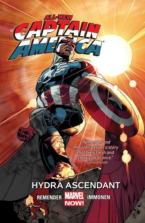 All-New Captain America Vol. 1 – Hydra Ascendant (TPB) (2015)