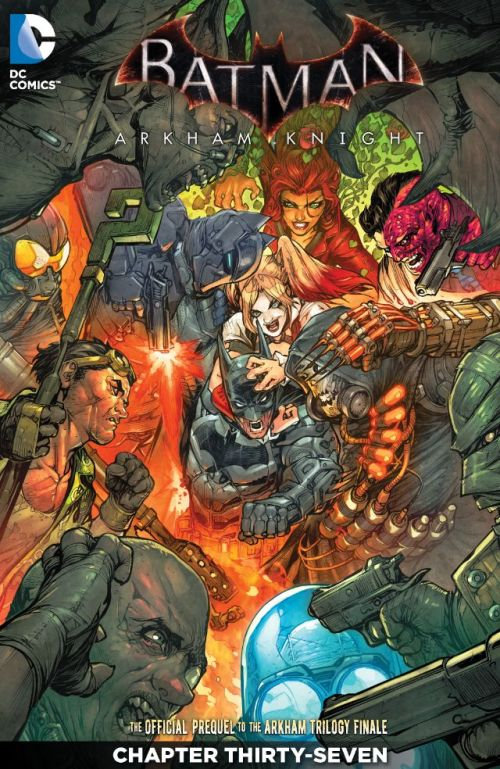 Batman – Arkham Knight #37