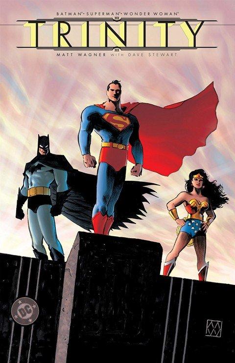 Batman-Superman-Wonder Woman – Trinity #1 – 3 (2003)