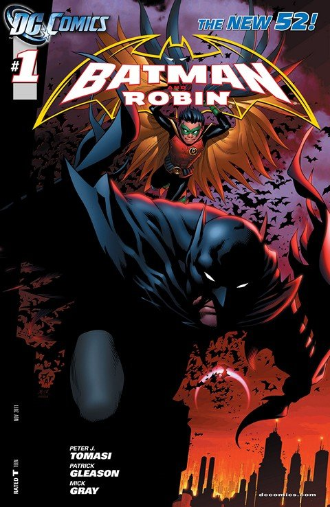 Batman and Robin Vol. 1 – 2 (Plus TPB)