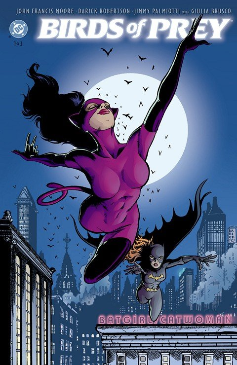 Birds of Prey – Batgirl – Catwoman – Oracle #1 – 2