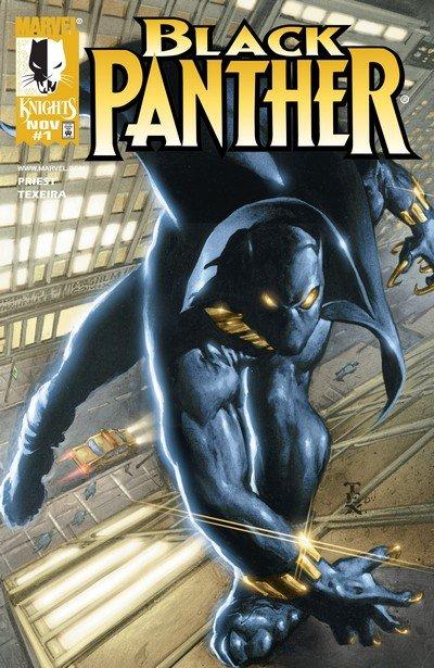 Black Panther Vol. 3 #1 – 62 (1998-2003)