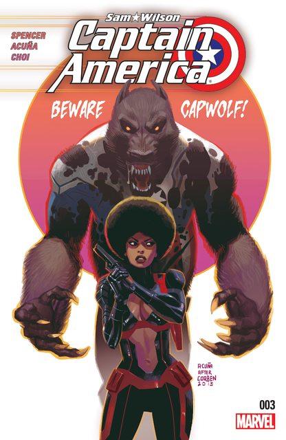 Captain America – Sam Wilson #3