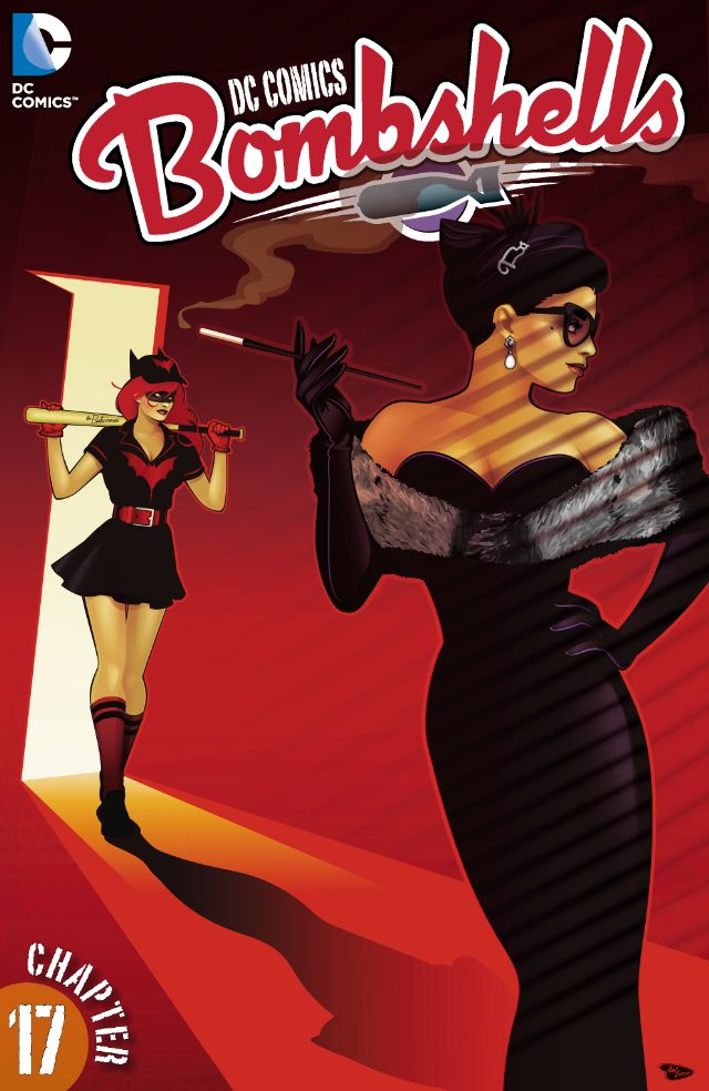 DC Comics – Bombshells #16 – 17