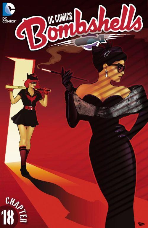 DC Comics – Bombshells #18