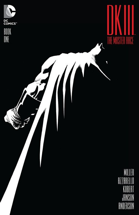 Dark Knight III – The Master Race #1