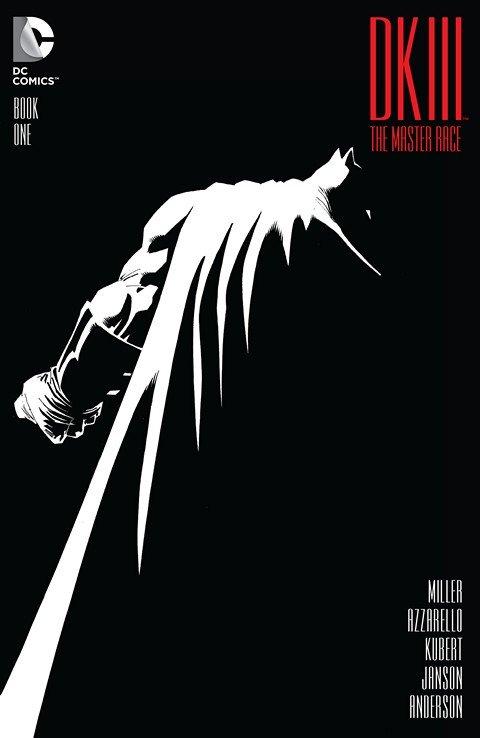 Dark Knight III – The Master Race #1
