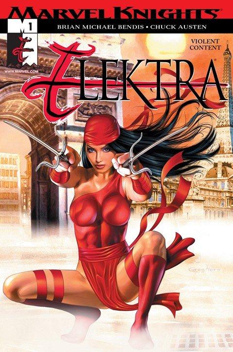 Elektra Vol. 2 #1 – 32