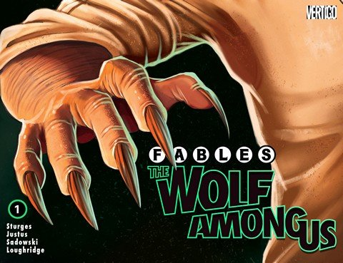 Fables – The Wolf Among Us #1 – 48 + TPBs (2014-2015)