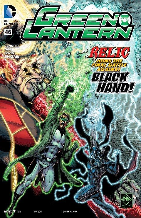 Green Lantern #46