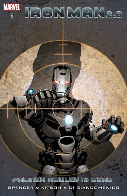 Iron Man 2.0 Vol. 1 – 2 (TPB)