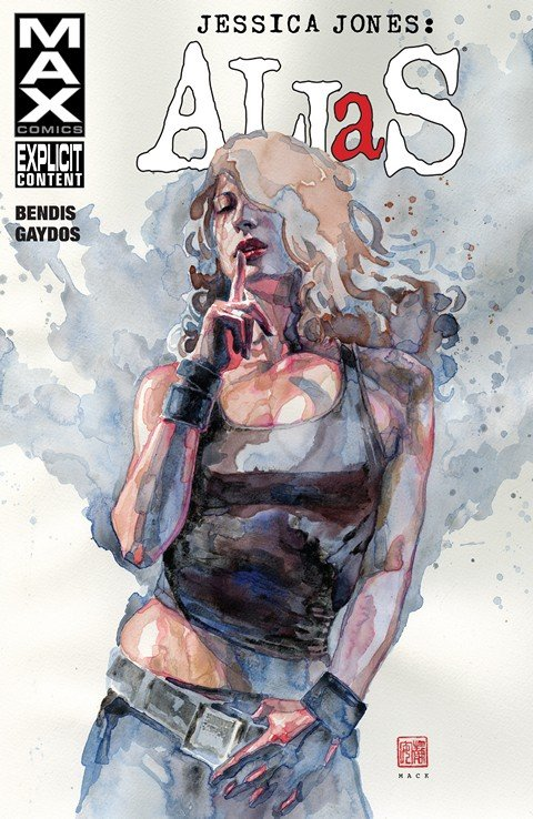 Jessica Jones – Alias Vol. 3