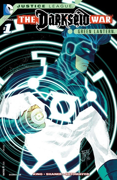 Justice League – Darkseid War – Green Lantern #1