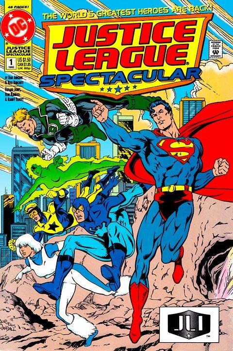 Justice League Spectacular #1