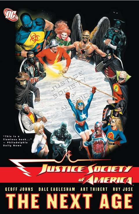 Justice Society of America Vol. 1 – 9 (TPB) (2007-2011)