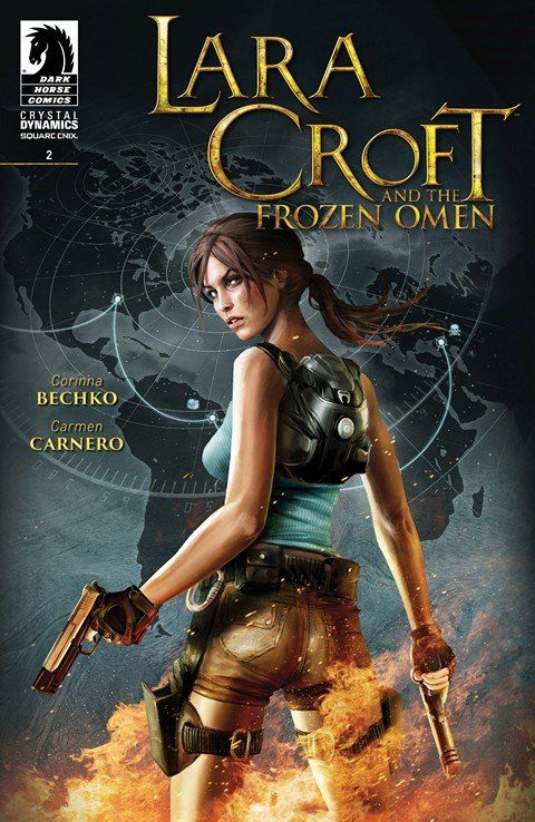 Lara Croft and the Frozen Omen #2