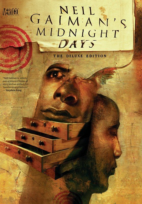 Neil Gaiman's Midnight Days – The Deluxe Edition