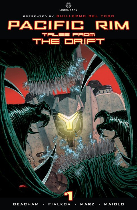 Pacific Rim – Tales From the Drift #1