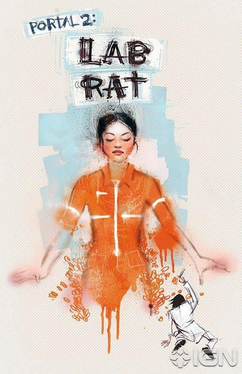 Portal 2 – Lab Rat