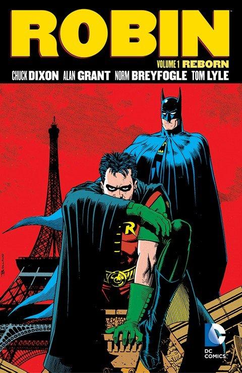 Robin Vol. 1 – Reborn (TPB) (2015)