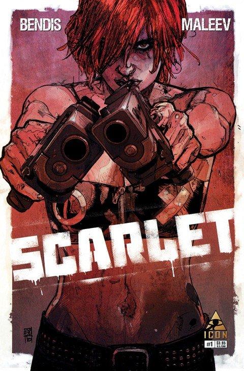 Scarlet #1 – 7 (2010-2013)