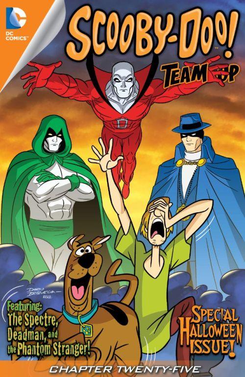 Scooby-Doo Team-Up #25