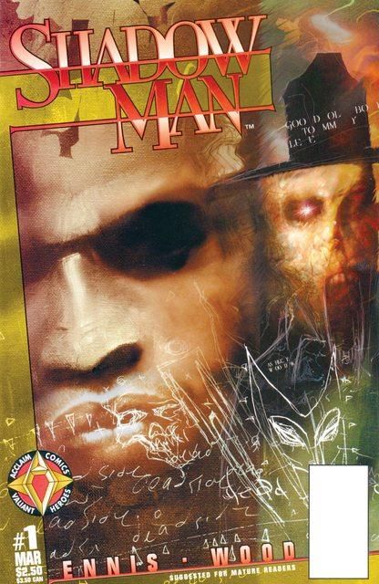 Shadowman #1 – 20 (1997-1998)