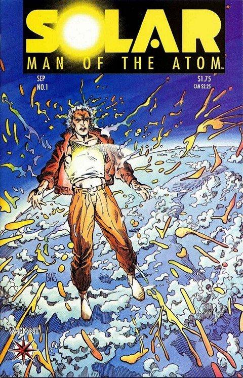 Solar, Man of the Atom #1 – 60 (1991-1996)