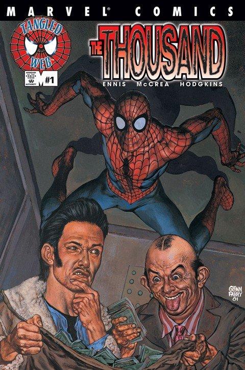 Spider-Man's Tangled Web #1 – 22 (2001-2003)