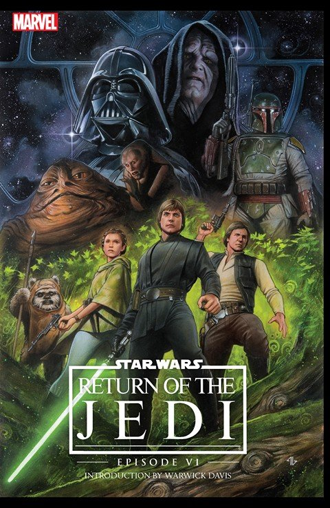 Star Wars – Episode VI – Return of the Jedi