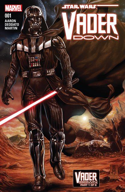 Star Wars – Vader Down #1