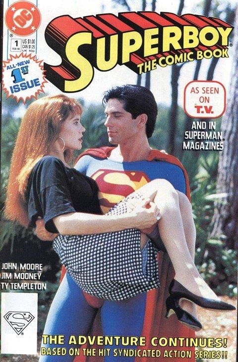 Superboy Vol. 2 #1 – 22 + Special (1989-1991)