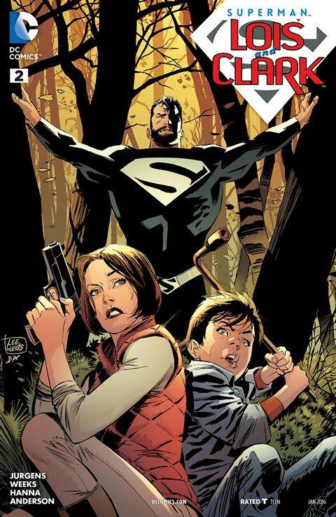 Superman – Lois & Clark #2