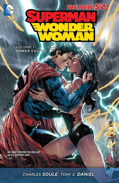 Superman – Wonder Woman Vol. 1 – 5 (TPB) (2014-2016)