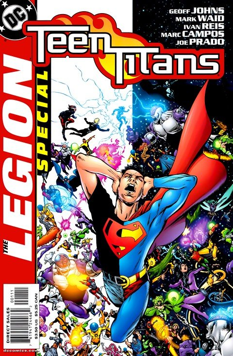 Teen Titans – Legion Special #1