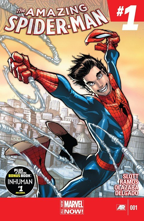 The Amazing Spider-Man Vol. 3 #1 – 20.1 + Annual