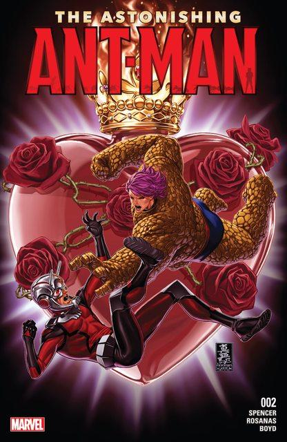 The Astonishing Ant-Man #2