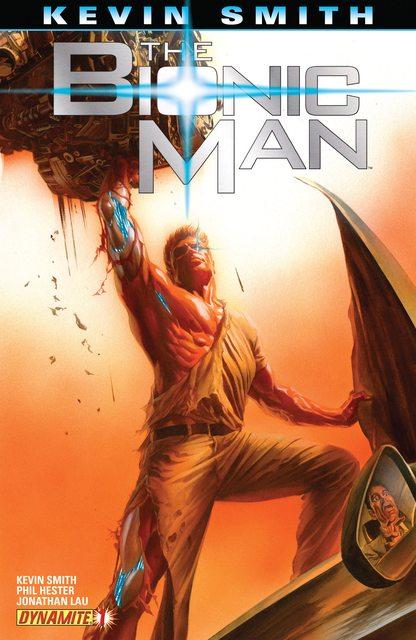 The Bionic Man #1 – 26 + Extras (2011-2014)