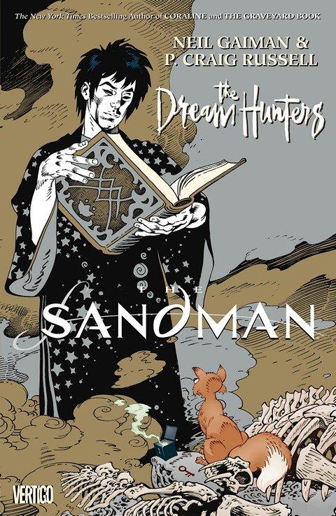 The Sandman – The Dream Hunters (2009)