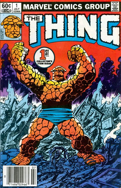 The Thing Vol. 1 – 2 + Extras