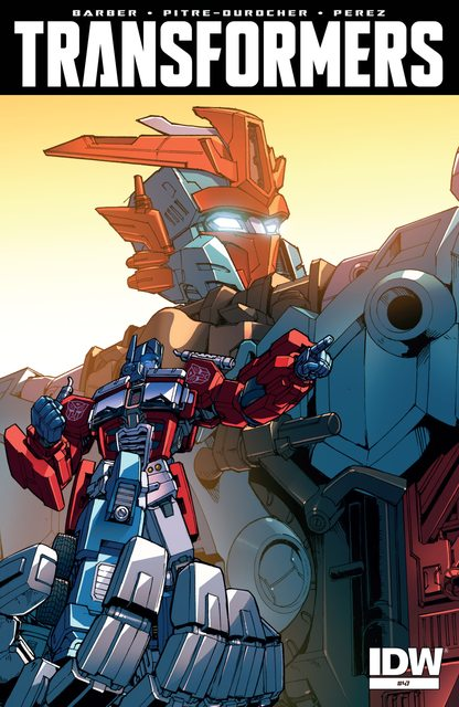 The Transformers #47