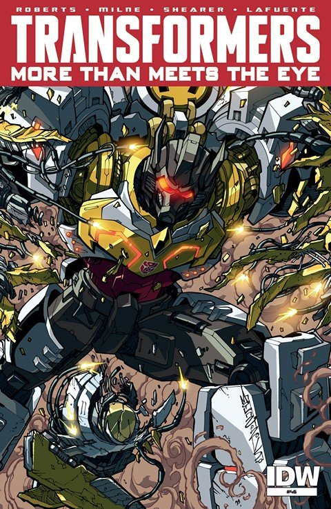 The Transformers – More Than Meets the Eye #46