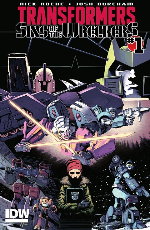 The Transformers – Sins of the Wreckers #1