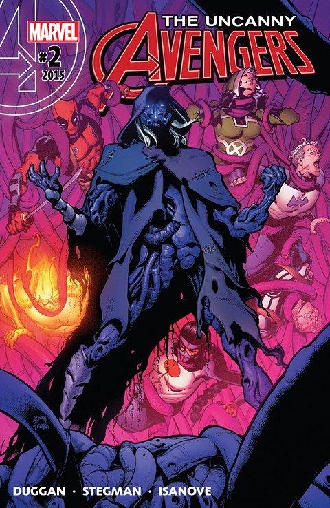 The Uncanny Avengers #2